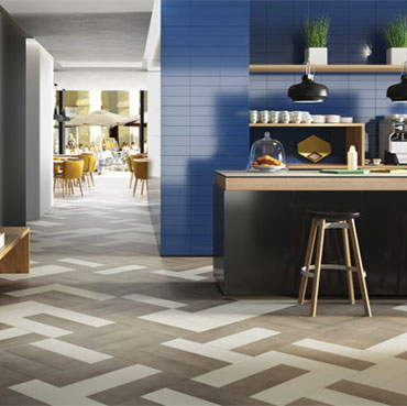 Interceramic Tile - Concrete